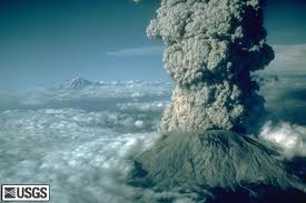 Mt. St. Helens Erruption